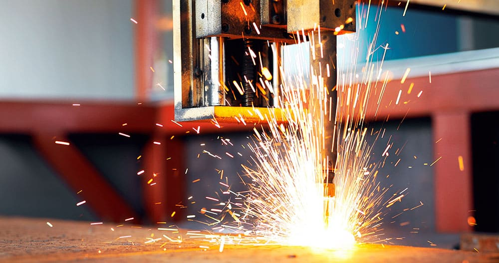 The difference between plasma cutting and laser